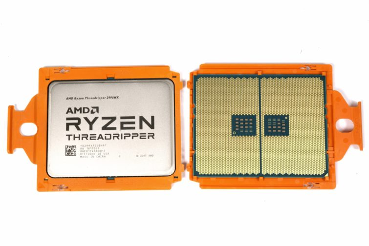 Image 1 : AMD Threadripper 2 vs. Intel Skylake-X : le match