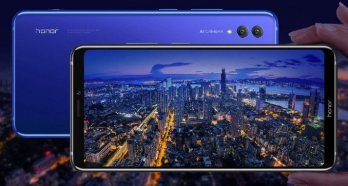Image 1 : Huawei officialise le Honor Note 10