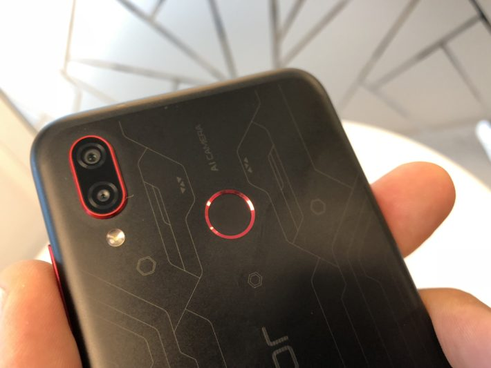 Image 3 : Honor lance le Honor Play, son smartphone gaming
