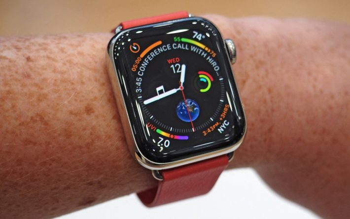 Image 6 : [Test] Apple Watch Series 4 : meilleure en tout