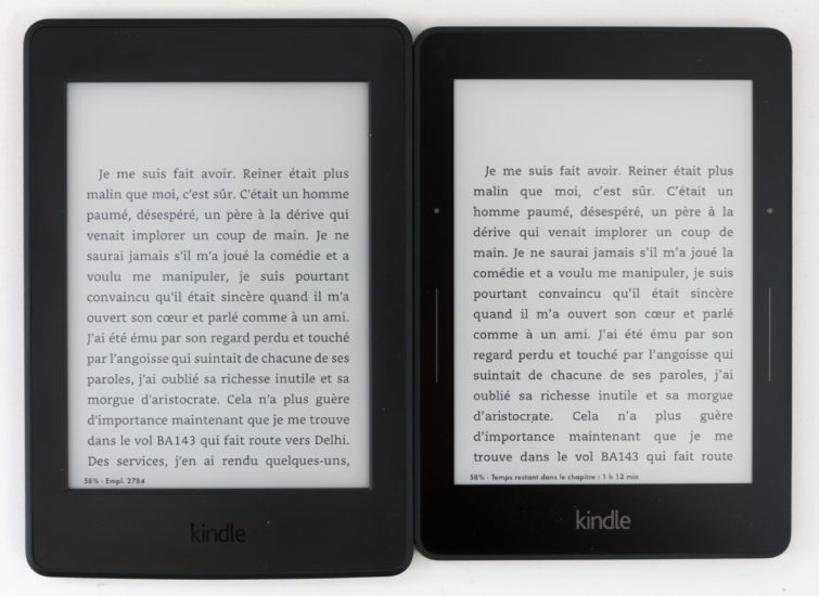 Image 5 : [Test] Kindle Paperwhite d'Amazon : on craque ou pas ?
