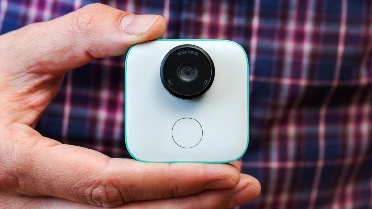 Image 1 : Google Clips se met à jour et promet de ne plus rater les moments importants