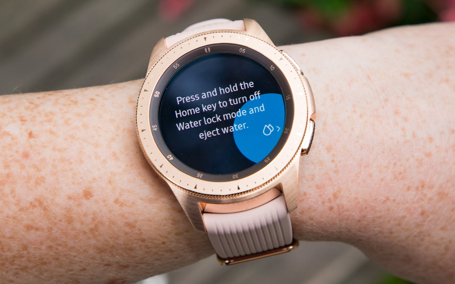 Samsung Galaxy La Plus Autonome Des Smartwatches