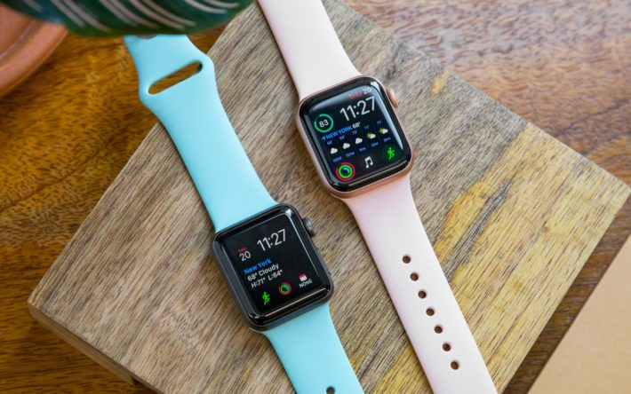 Image 1 : Apple Watch : notre test de la Series 4