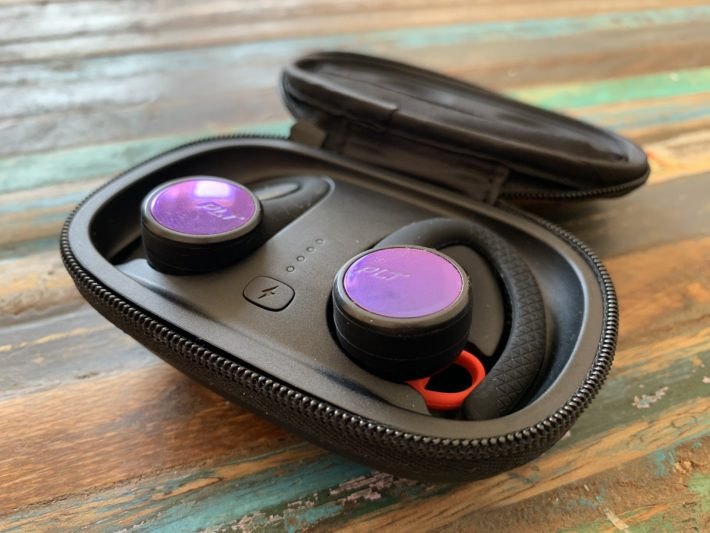 Image 4 : Plantronics Backbeat Fit 3100 : sans fils (mais sans bluetooth non plus)