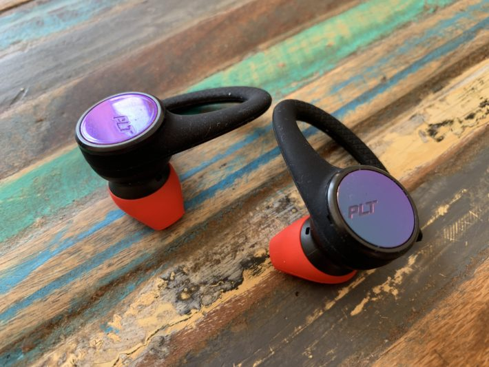 Image 5 : Plantronics Backbeat Fit 3100 : sans fils (mais sans bluetooth non plus)