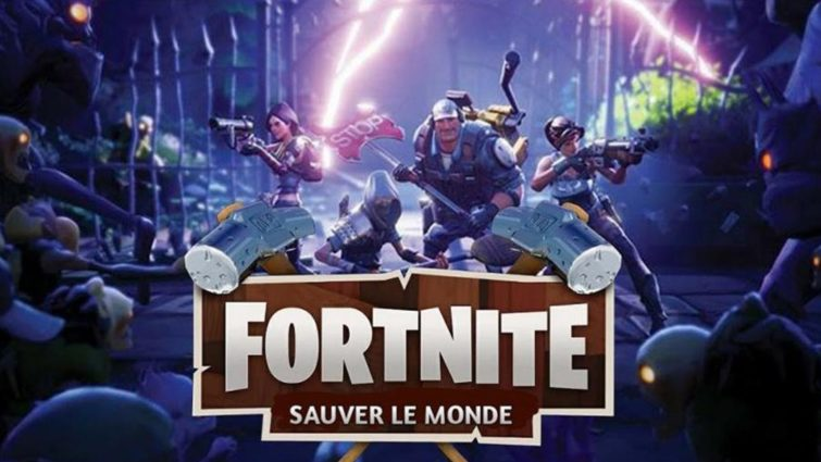 Image 1 : Fortnite : report du mode « Sauver le monde » en 2019