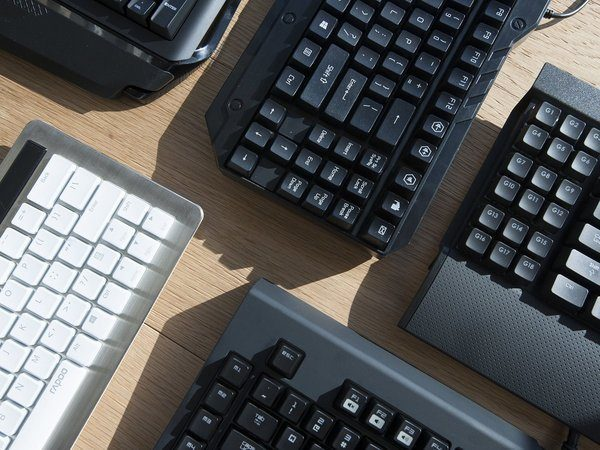 Image 1 : 7 claviers gamer Qwerty atypiques qui valent le coup