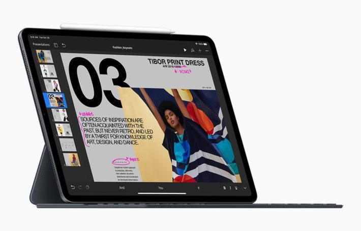 Image 6 : [Test] iPad Pro (2018) : tablette géniale, ordinateur frustrant