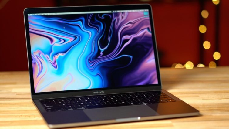 Image 1 : Apple passe son Macbook Pro en Vega