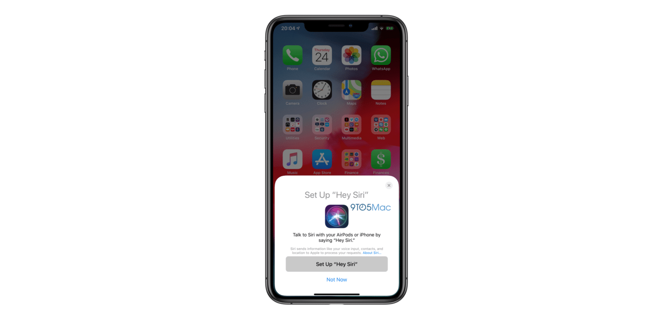 Image 2 : Les AirPods 2 comprendront bientôt « Hey Siri »