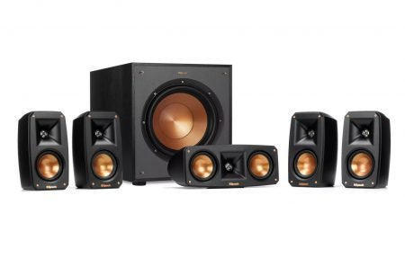 Image 1 : [Promo] Le kit Klipsch Reference Theater 5.1 à 500 €