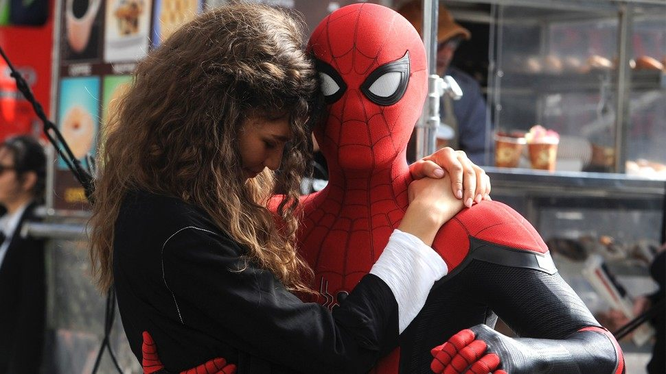 Image 1 : Marvel et Sony dévoilent le premier trailer de Spider-Man Far From Home