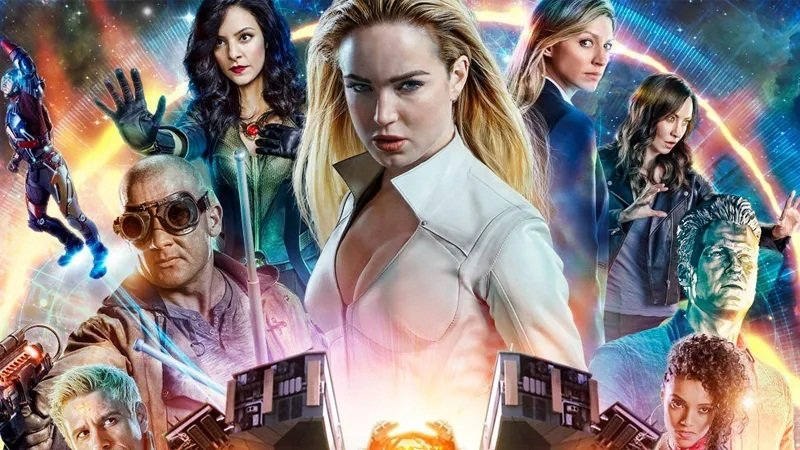 Image 1 : Legends of Tomorrow revient le 1er avril