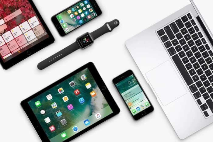 tablette iphone ipad apple watch