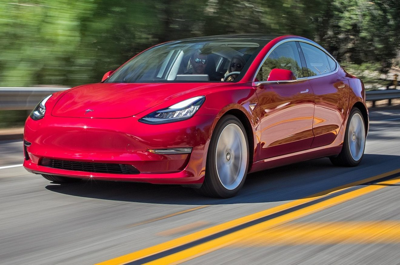 Image 1 : Consumer Reports ne recommande plus la Model 3 de Tesla