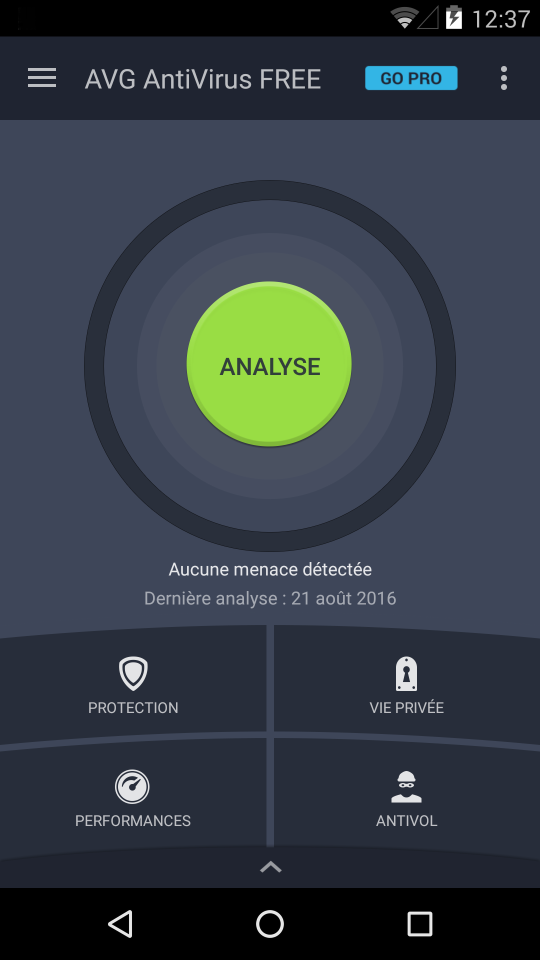 avg antivirus mobile