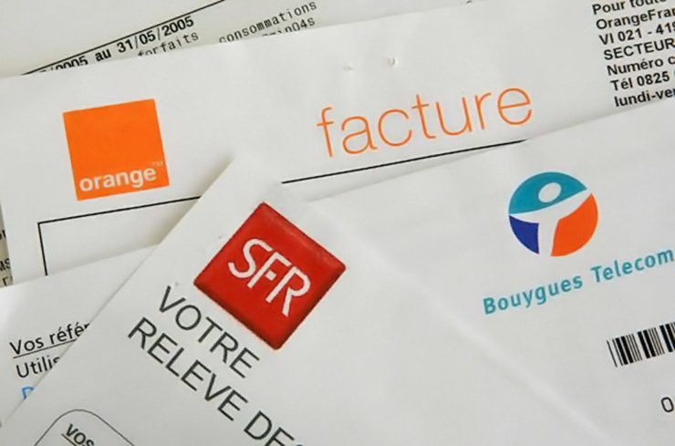 facture hors forfait mobile