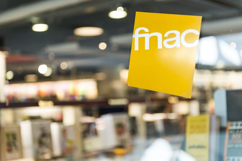 Fnac magasin logo