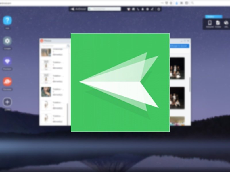 airdroid controle smartphone a distance