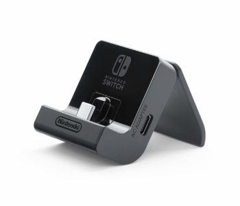 Image 1 : [Promo] Support de Recharge Inclinable pour Nintendo Switch à 15 €