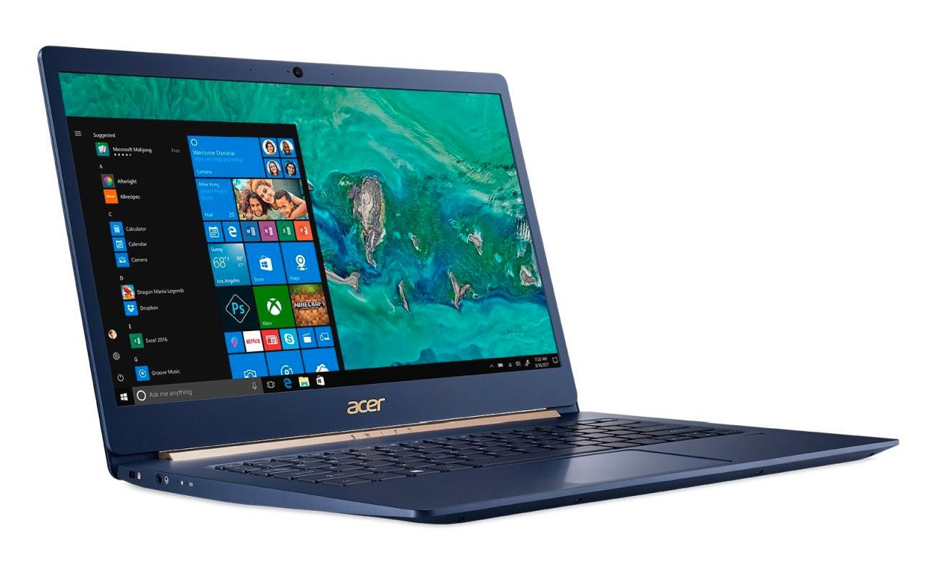 Image 1 : [Promo] L'acer Swift 5 SF514-53T58PJ à 850 €
