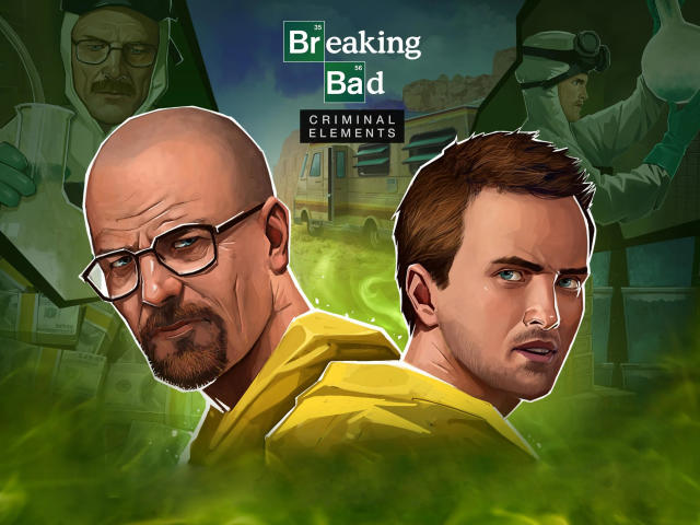 Image 1 : « Breaking Bad : Criminal Elements » est disponible sur Android et iOS