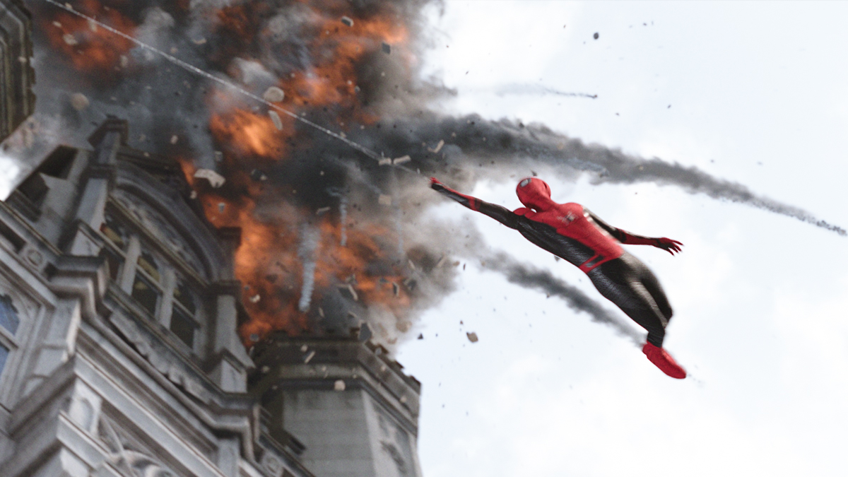 Image 5 : Spider-Man far from Home : la Geek Critique du dernier Marvel de l'année