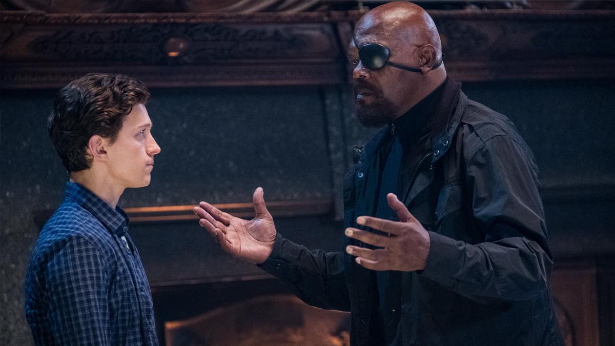 Image 7 : Spider-Man far from Home : la Geek Critique du dernier Marvel de l'année