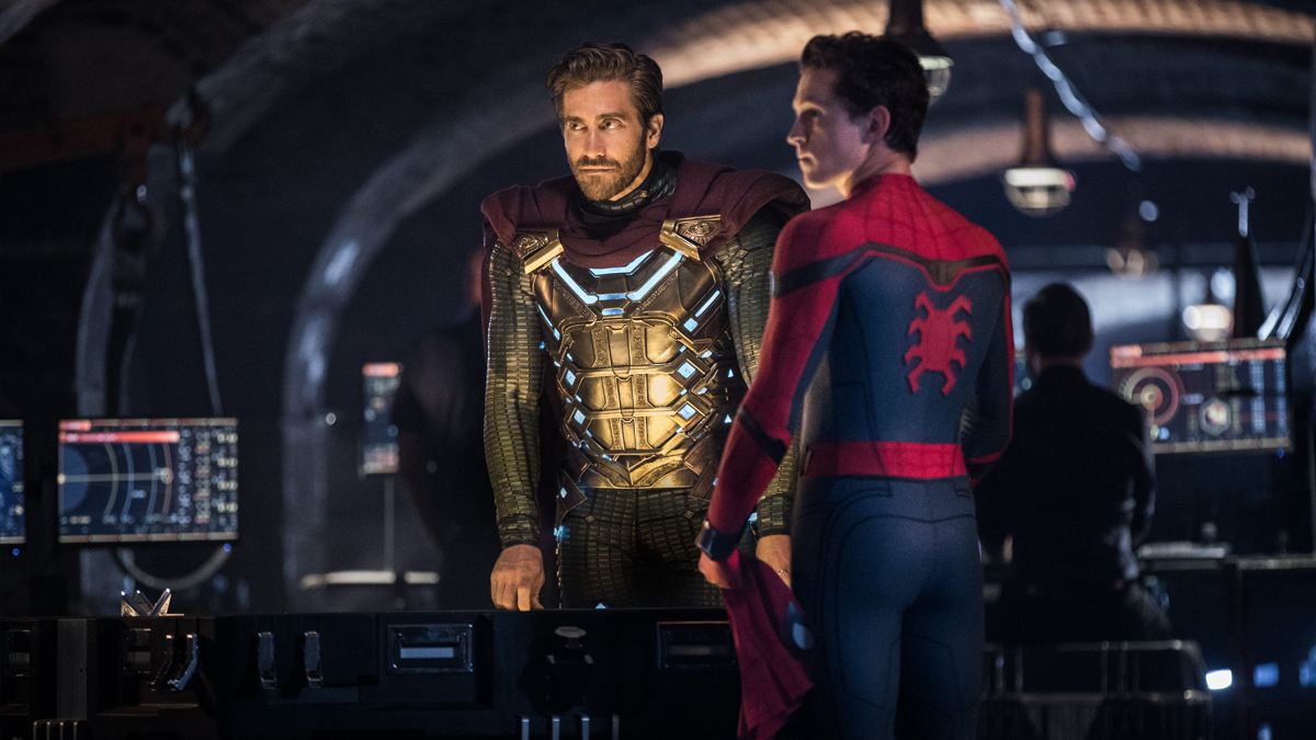 Image 6 : Spider-Man far from Home : la Geek Critique du dernier Marvel de l'année