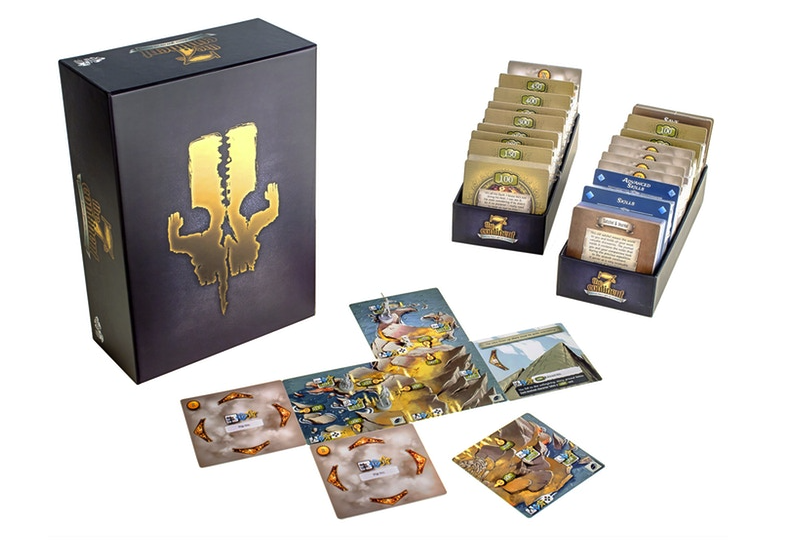 "Image 2 : The 7th Continent arrive en boutique en ""Classic Edition"""