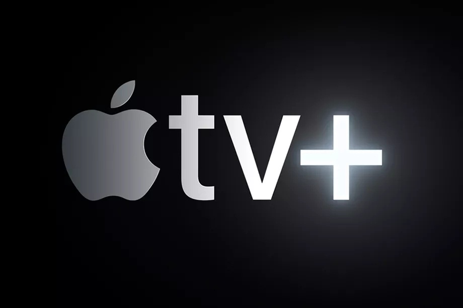Apple TV + Logo