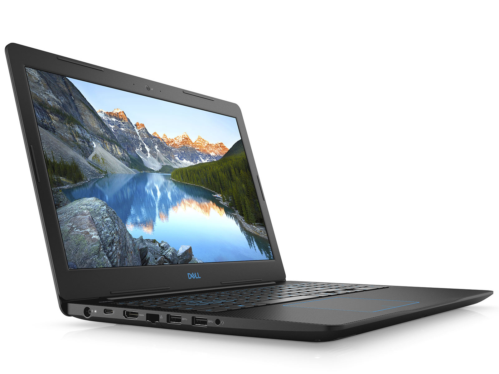 Image 1 : [Promo] Le PC portable Gamer Dell G3 (GTX 1060) à 1030 €