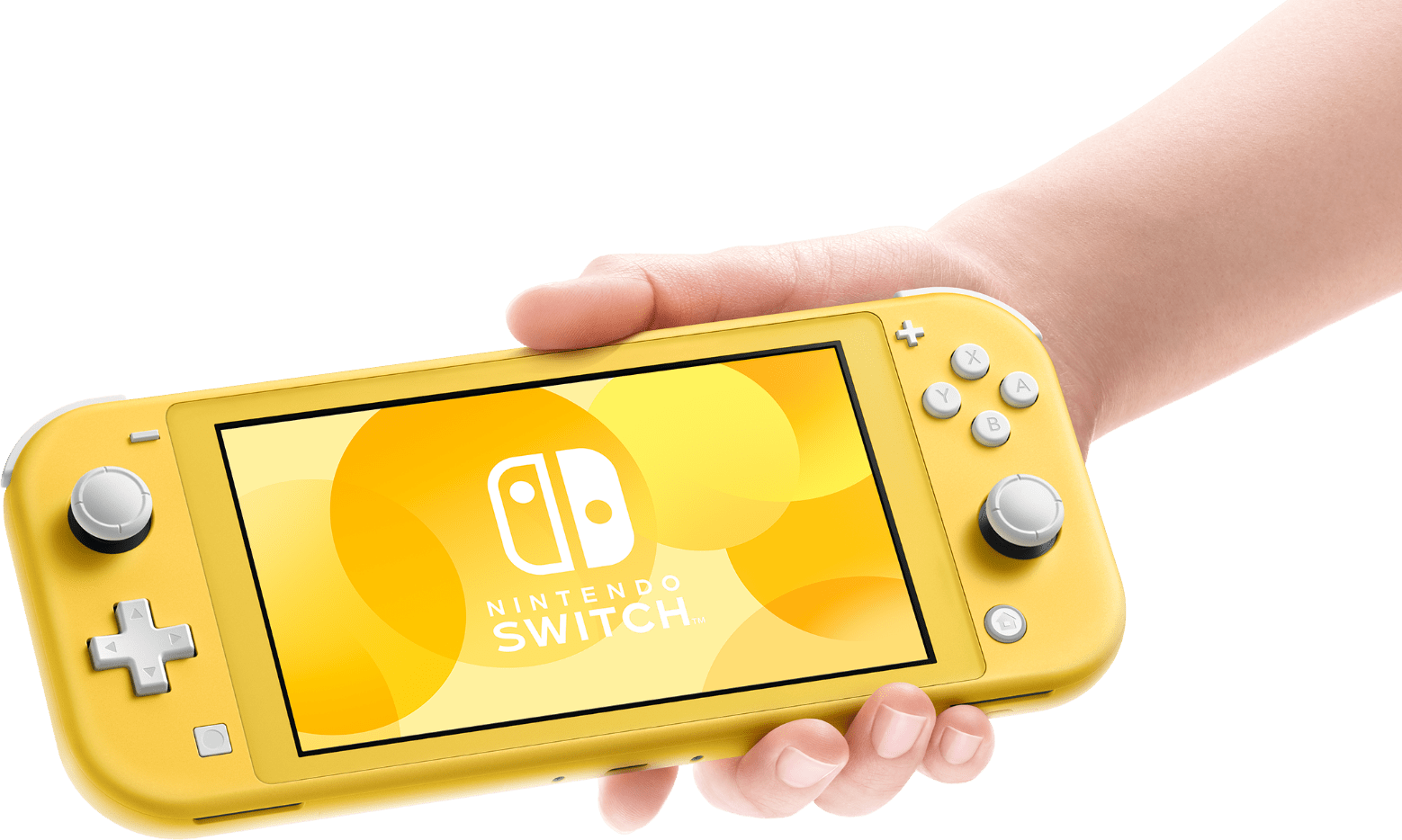 Image 3 : Switch Lite : Nintendo officialise sa console 100 % portable
