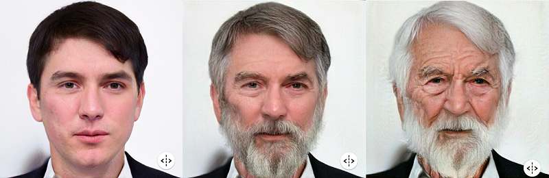 vieillissement photo faceapp