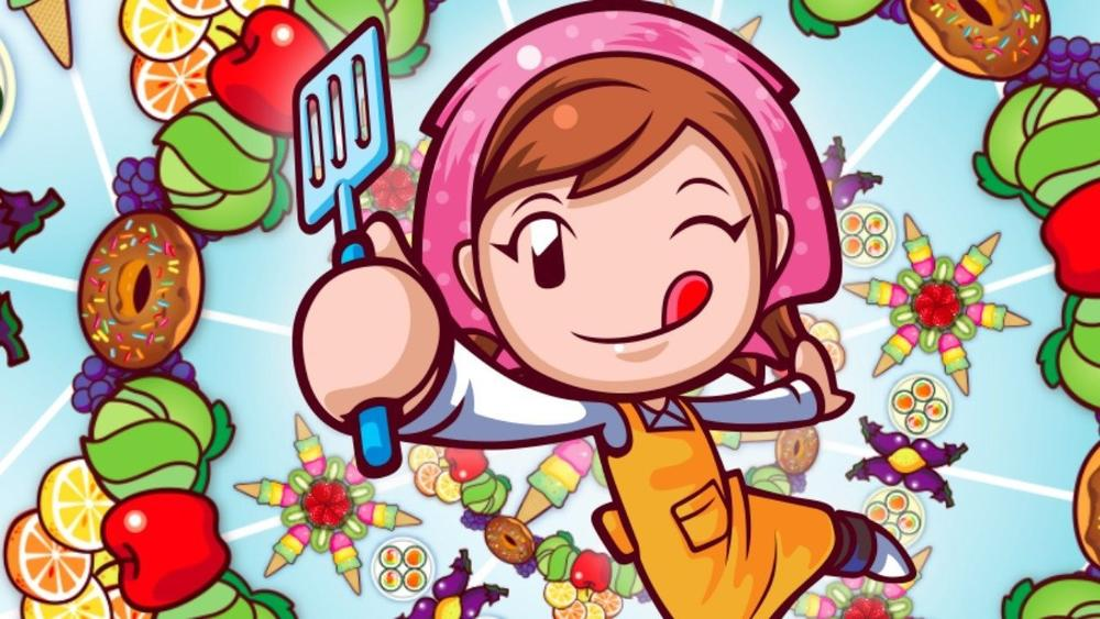 Cooking Mama Nintendo Switch vegan