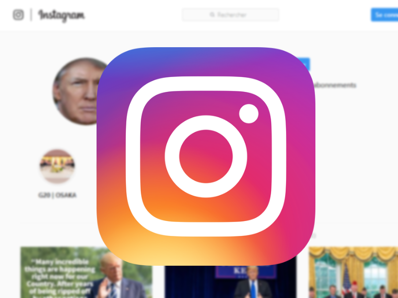 instagram qui bloque
