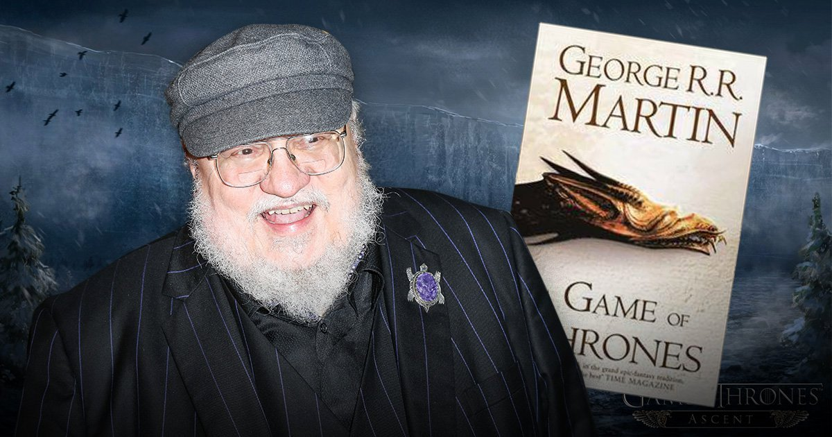 game of thrones george martin fin