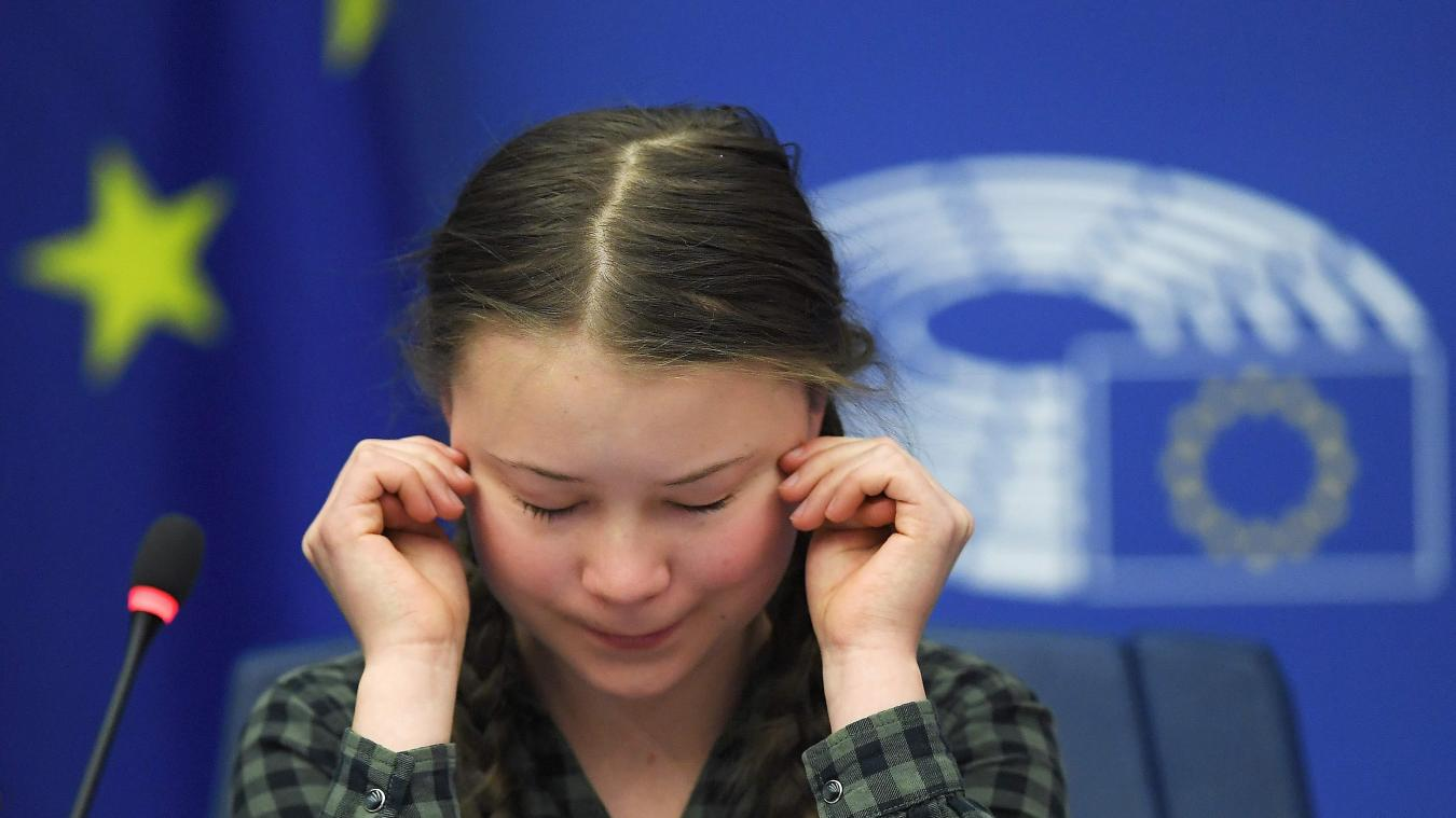 Greta Thunberg Fake News Twitter Wikipedia