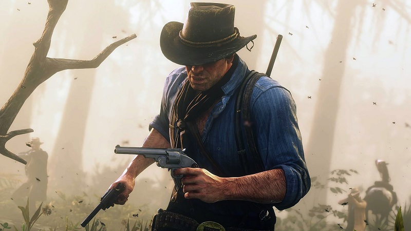 Red Dead Redemption 2 suite Arthur Morgan