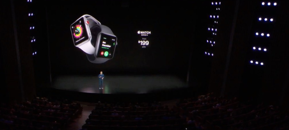 Image 20 : Keynote Apple : iPhone 11 Pro, Watch 5, iOS 13 suivez le live en direct