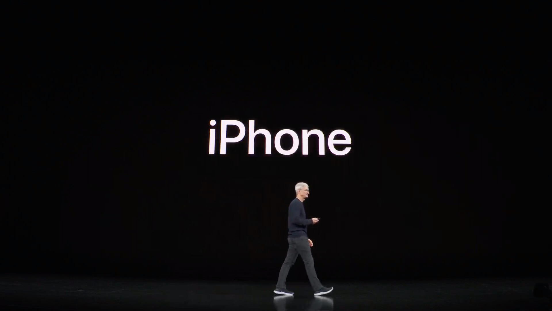 Image 19 : Keynote Apple : iPhone 11 Pro, Watch 5, iOS 13 suivez le live en direct