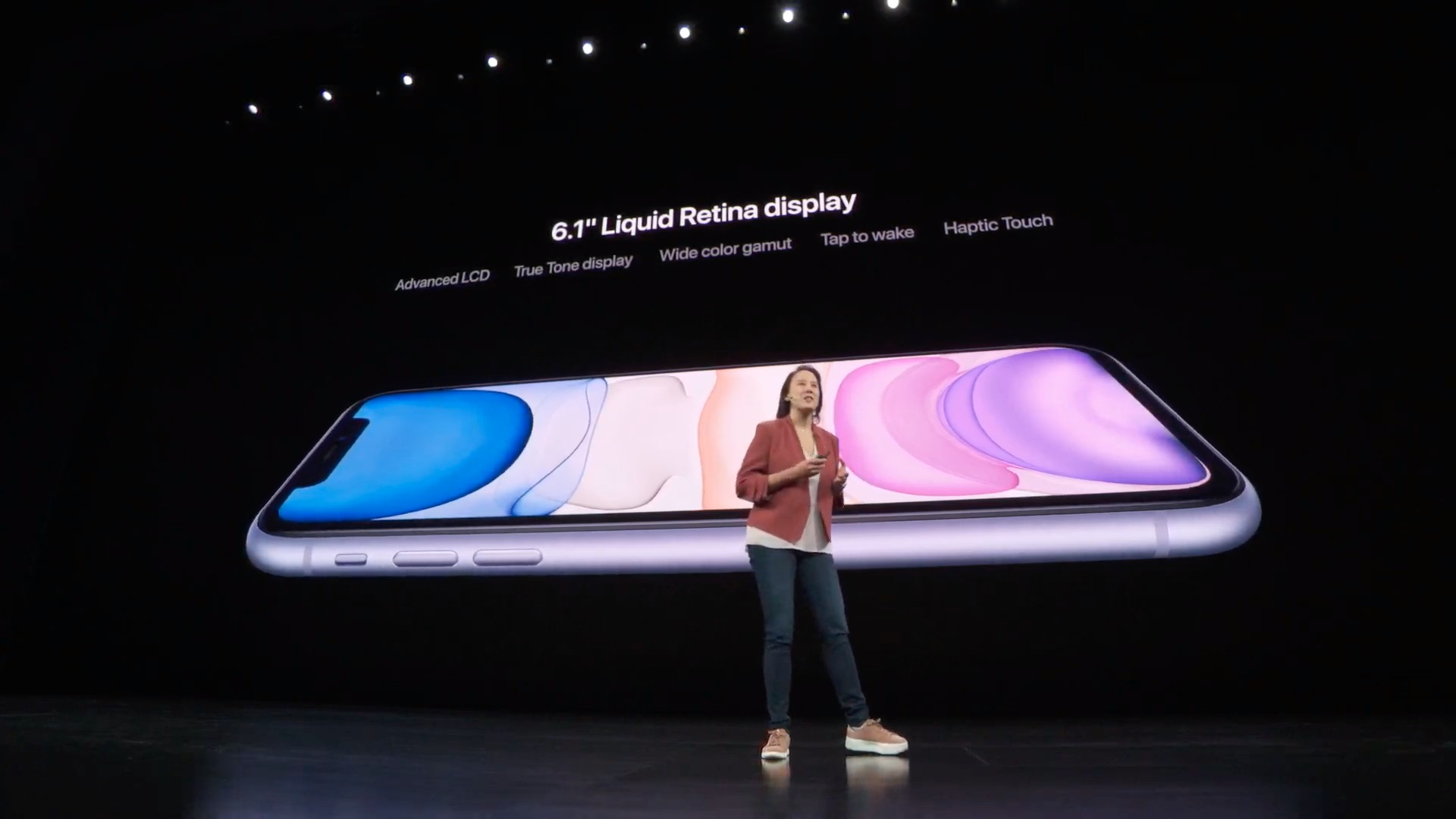 Image 14 : Keynote Apple : iPhone 11 Pro, Watch 5, iOS 13 suivez le live en direct