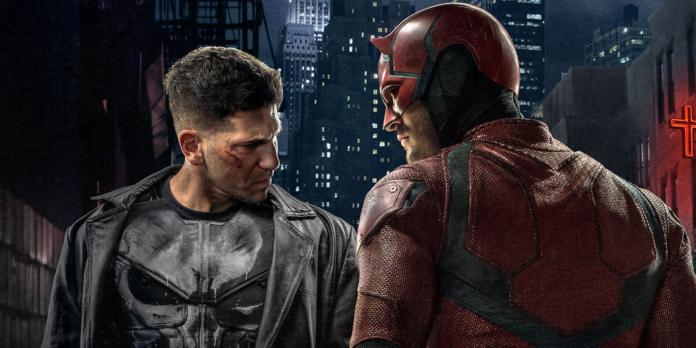 Daredevil Punisher films Marvel