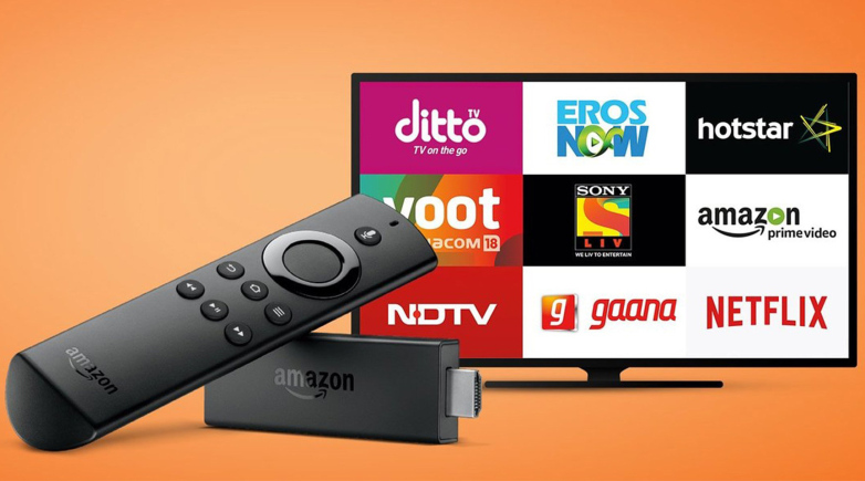 Image 1 : Fire Stick TV : la clé HDMI d'Amazon passe à la 4K et embarque Alexa