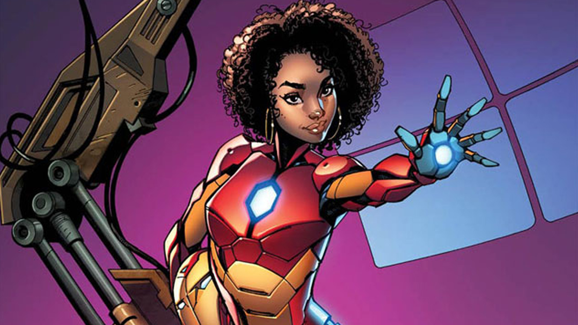 Ironheart Marvel Disney Plus