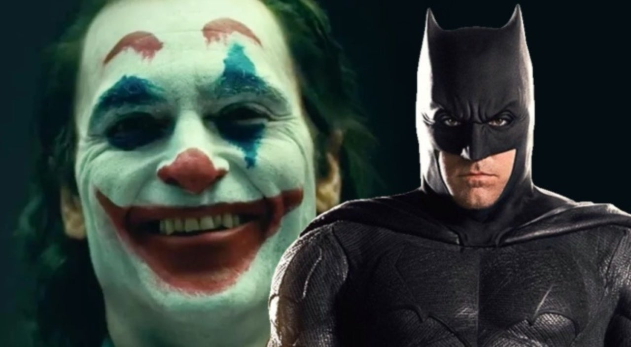 Joker vs Batman Ben Affleck Joaquin Phoenix