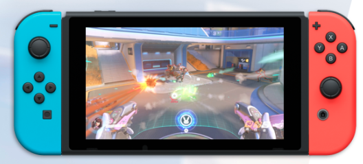 Image 1 : Overwatch sur la nouvelle Nintendo Switch, c'est maintenant officiel