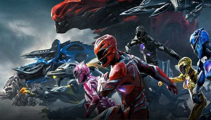 Image 1 : Power Rangers vs Transformers : un film en préparation ?