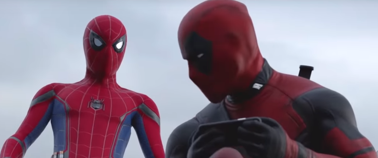 Spider-Man et Deadpool bande-annonce video